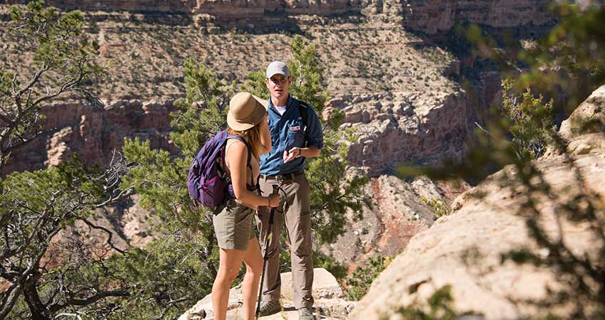 South Rim Grand Canyon Jeep Tour