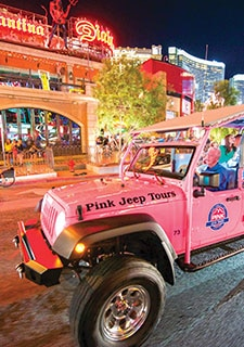 Jeep Las Vegas >> Las Vegas Tours Guided Sightseeing Activities Pink Adventure Tours