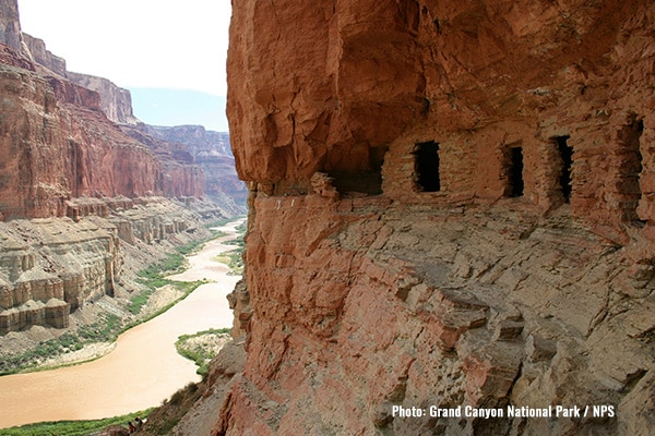 Grand Canyon Granaries