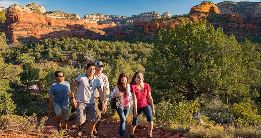 Sedona Energy Vortex, Guided Pink® Jeep® Tours   Arizona