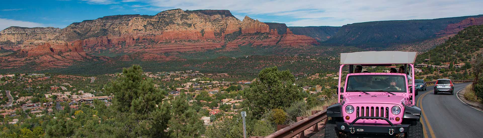 Sedona Energy Vortex, Guided Pink® Jeep® Tours | Arizona