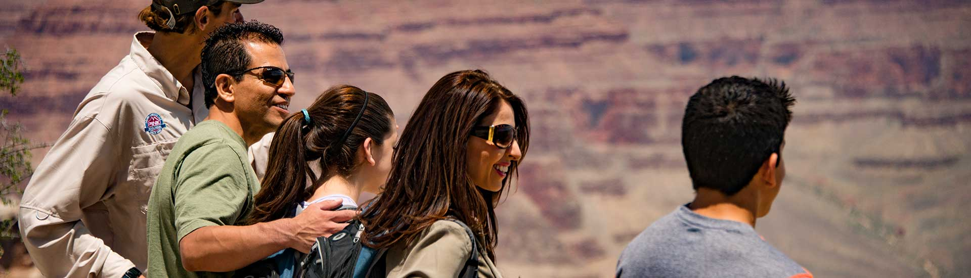 Off Road Scenic Grand Canyon South Rim Pink Adventure Tours