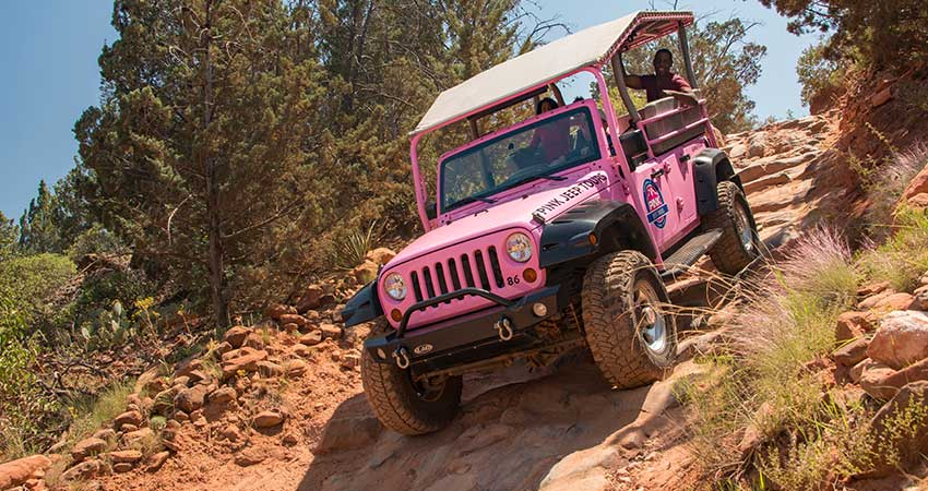 Adventure Jeep Tours Sedona Reviews